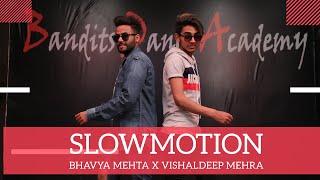 SLOW MOTION | SALMAN KHAN | DANCE CHOREOGRAPHY