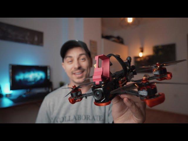 HGLRC Sector 5 v3 HD - The Cinematic Super Explorer!