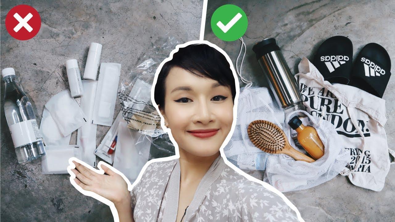 MÌNH SOẠN HÀNH LÝ DU LỊCH ÍT RÁC THẢI NHƯ THẾ NÀO | Vlog | Giang Ơi