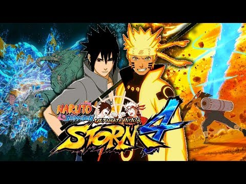 MAJOR Naruto Storm 4 Announcement!! OFFICIAL COMMUNITY DISCORD Ft.TheJesterGambler and Playco_Armboy