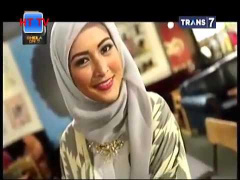 Dua Hijab Trans7 Fashion Battle Zaskia Sunkar Vs Restu Anggraini Part1 Youtube