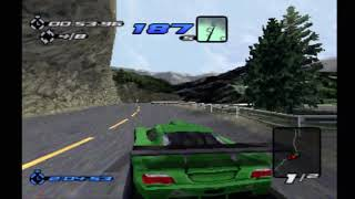 Need For Speed 3 Hot Pursuit | Rocky Pass | Hot Pursuit Race 213