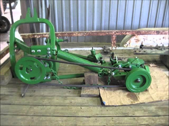 John Deere 350 Sickle Mower | John Deere Mowers: John Deere Mowers