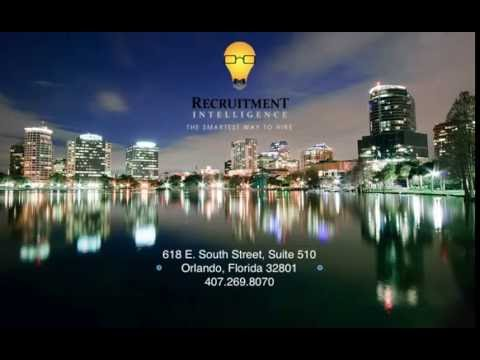 Staffing Agencies Orlando Video | Recruitment Intelligence