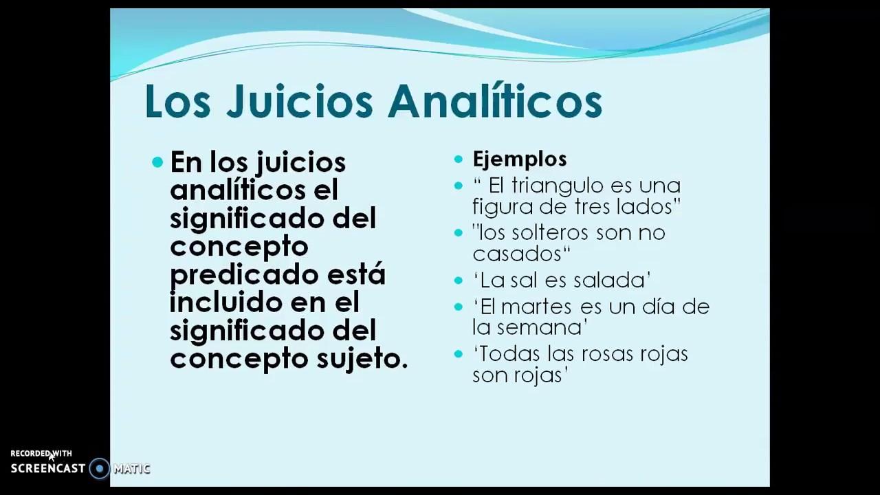 JUICIOS SINTETICOS A PRIORI EBOOK