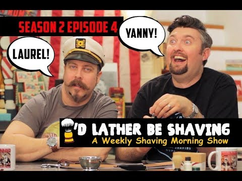 I'd Lather Be Shaving: Ep 4 Season 2 | Beginner Straight Razor w/ Matt Pisarcik & Douglas Smythe