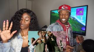 "GlokkNine ""Crayola"" (Official Music Video) REACTION 