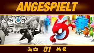 Let's Play ANGESPIELT - DeBlob