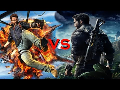 Just Cause 3 VS Just Cause 4; The Ultimate Guide
