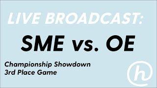 Live Broadcast: Varsity Basketball vs. OE (Championship Showdown Tournament 3rd place game)