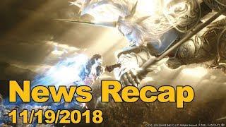 MMOs.com Weekly News Recap #174 November 19, 2018