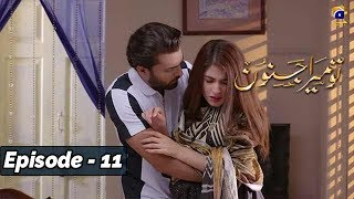 Tu Mera Junoon - Episode 11 - 10th Dec 2019 - HAR PAL GEO DRAMAS