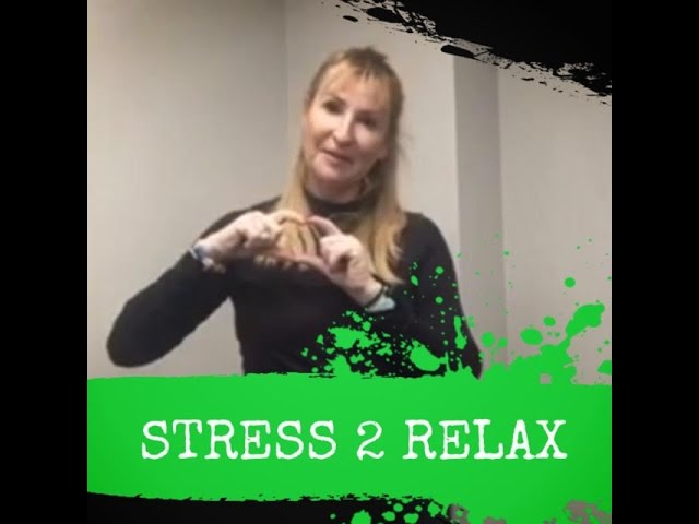From stress 2 relax