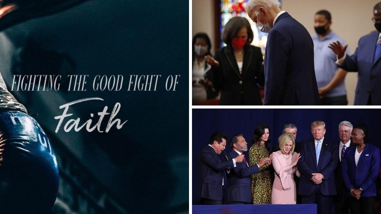 The Good Fight 2- Satan Biden His Time