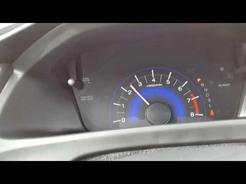 Honda Civic Rev Limiter at 4,000 RPM's