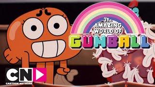 Rache im kino | Die fantastische welt von Gumball | Cartoon Network