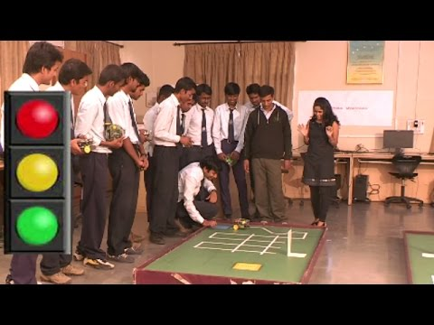 Mobile Robotic Competition By MIT Pune Students | Hunnarbaaz! Mission Skill India!