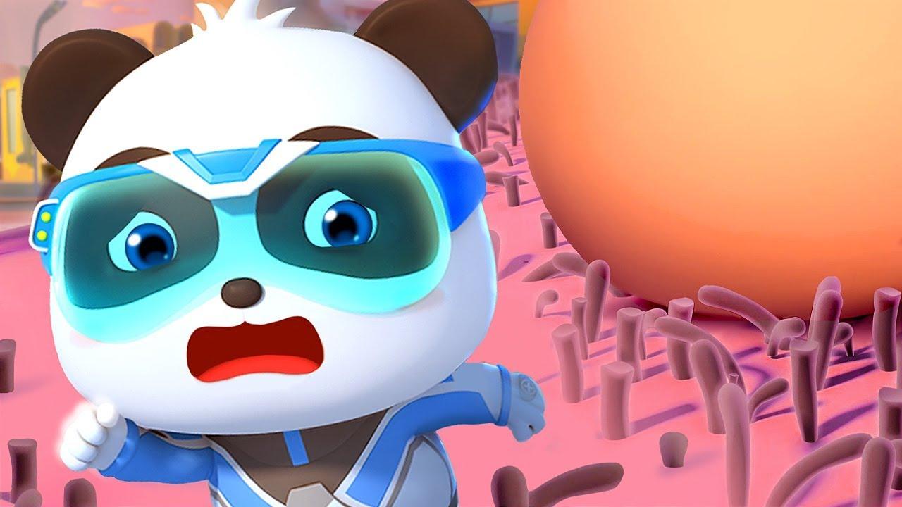 Biệt đội siêu cứu hộ BabyBus| Bộ sưu tập gấu trúc Kiki&Miumiu | Hoạt hình – Nhạc thiếu nhi | BabyBus