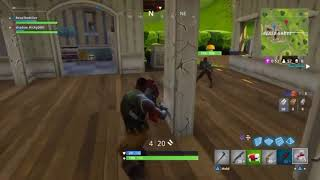 The aim with pump vs tactical Fortnite battle Royale!