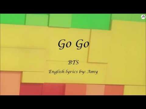 Go Go - English KARAOKE (Remake) - BTS