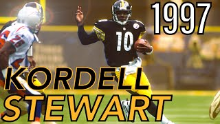 Daily videos are uploaded all offseason! so don't forget to like & subscribe!kordell would finish the season with 32 total td (21 pass 11 rush) against 17 ...