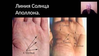 Астропсихолог Кирьяков Юрий Хиромантия 5 занятие