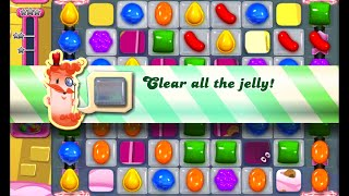 Candy Crush Saga Level 998 walkthrough (no boosters)