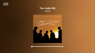DAY6 title songs 2021 (~You make Me) | 𝙥𝙡𝙖𝙮𝙡𝙞𝙨𝙩