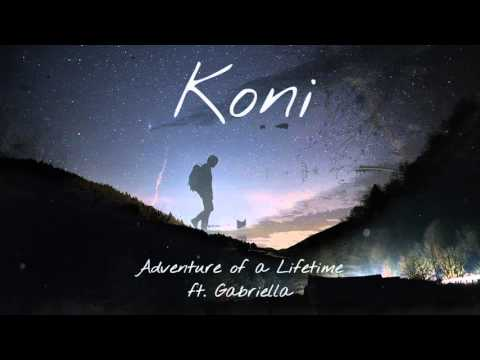 Coldplay - Adventure Of A Lifetime - Gabriella Cover (Koni Remix)
