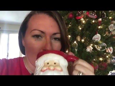 Candy Cane Hot Chocolate - Elizabeth Medero