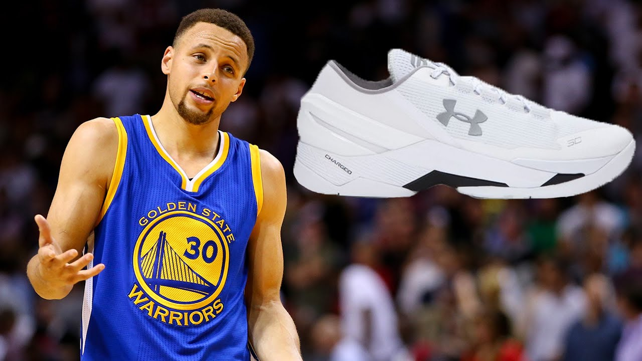 NDER ARMOUR ALREADY MADE CURRY 2 SHOES FOR THE NBA