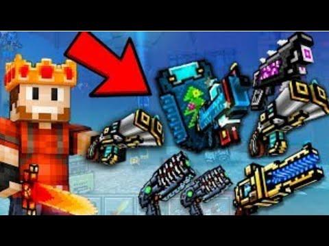How To Get Ur Pixel Gun 3d Account Back