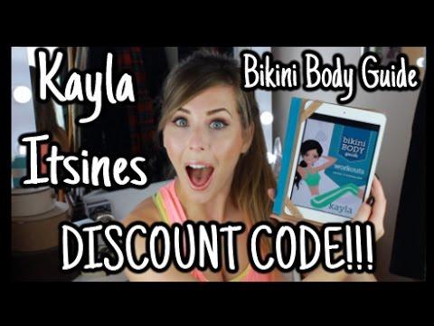 Kayla itsines coupon youtube 300 fandeluxe Choice Image