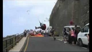 Despegues en la playa del Socorro(FLYPA2008)