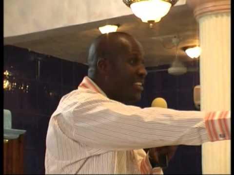Ateke Tom In Church 2008 - Part - 1