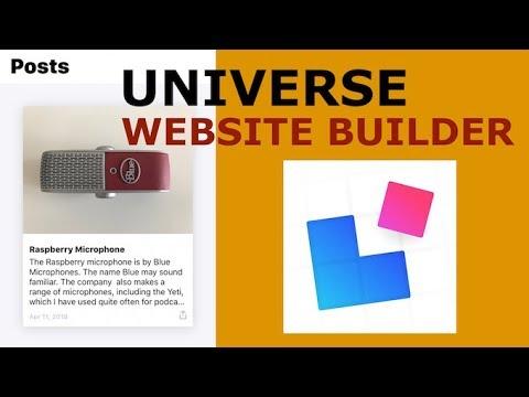 Best website builder app for iphone