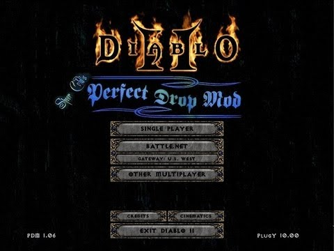 Diablo 2 Perfect Drop mod Episode #6 - Lost Vipers