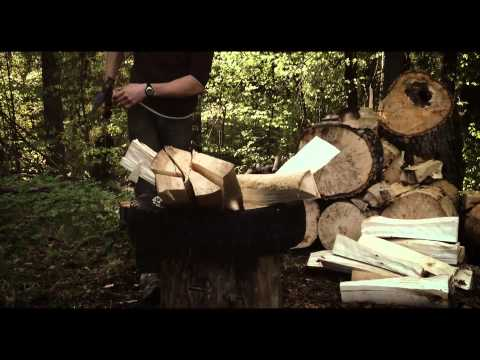 Northmen Finnish Splitting Axe/Maul In Action