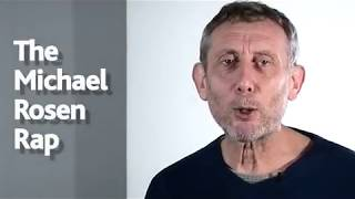 Michael Rosen Rap - Kids' Poems and Stories With Michael Rosen Video