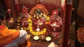 Darshan Of Shri Shri Ghagar Budi Maa Mandir - Kali Pahadi Asansol - Temple Tours Of India
