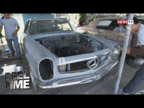 Reel Time: Vintage car restoration