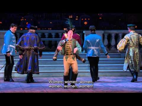 The Met: Live in HD - The Merry Widow Act II