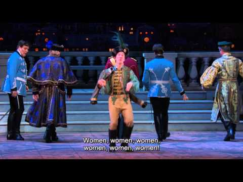 The Met: Live in HD - The Merry Widow Act II