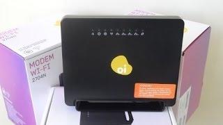 Como configurar o Sagemcom F@st 2704N para servir de roteador