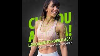 Dúvidas - Meu programa de treino para perder a barriga - POWER ABS 💪🏽