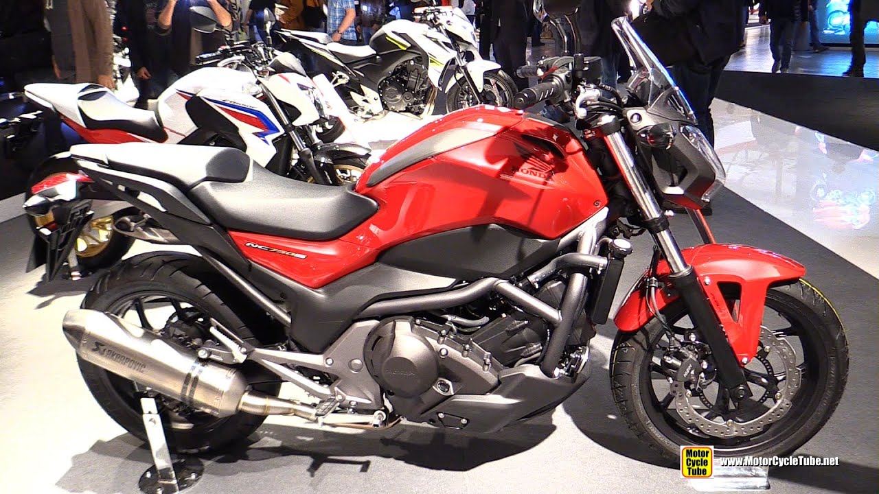 2015 honda nc750s dct walkaround 2014 eicma milan motorcycle exhibition 2 youtube