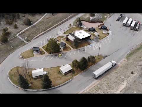 Wyoming Drone HD Vid #1 (1080 @ 60fps)
