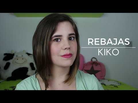 REBAJAS KIKO COSMETICS