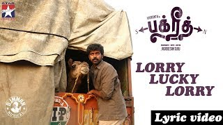 lorry lucky lorry| lyrical | Bakrid | D Imman | vikranth