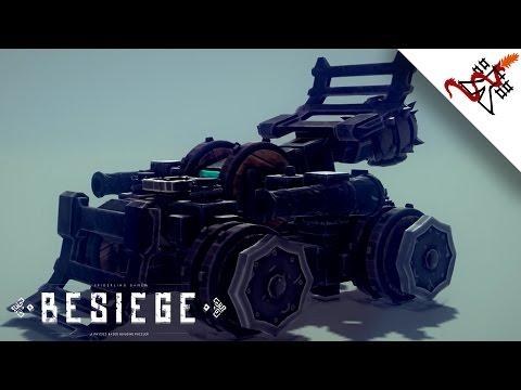Besiege - Black Betty (All Zones Machine) by shi vii